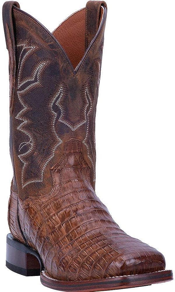 Dan セール特価品 Post Boots Men's 気質アップ Cowboy Brown 13 Western Boot