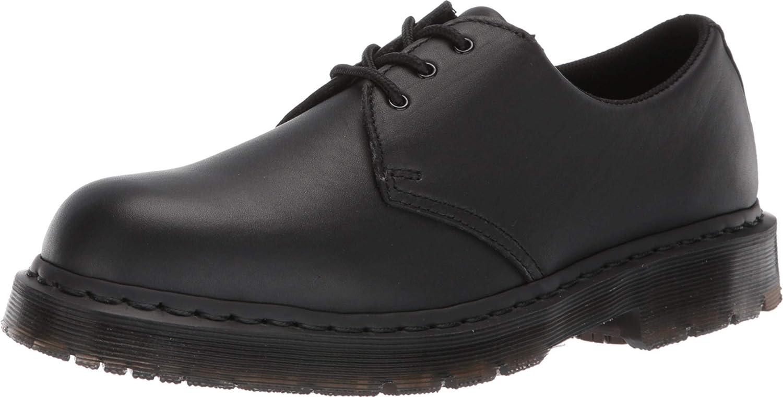 Dr. Martens, Unisex Mono 1461 Slip Resistant Service Shoes