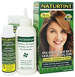 Naturtint Golden blonde (7g) 5.6 oz Really great item for hair in 5.6oz By top brand nutr