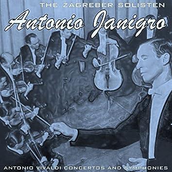 Vivaldi: Concertos & Symphonies