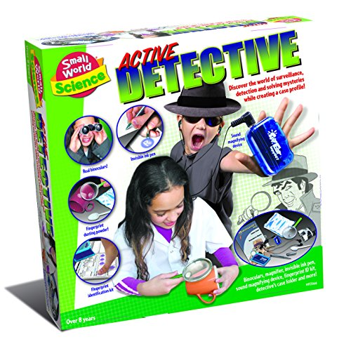 Small World Toys Science - Active Detective Kit