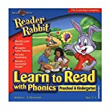 Reader Rabbit Learn to Read with Phonics! Preschool & Kindergarten Age Rating:3 - 6
