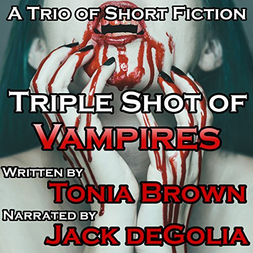 Triple Shot of Vampires audiobook cover art
