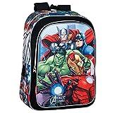 Marvel Grande Zaino Avengers, 43 cm, Colore Blu