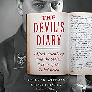 The Devil's Diary cover art