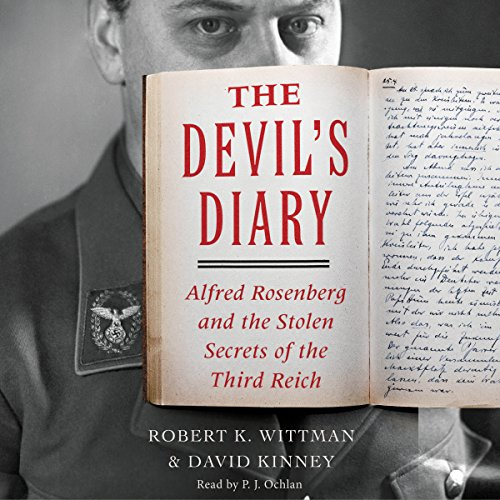 The Devil's Diary audiobook cover art