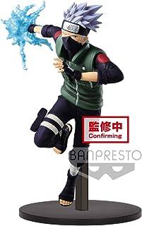 Banpresto 39857 Naruto Shippuden Vibration Stars Hatake Kakashi Figure