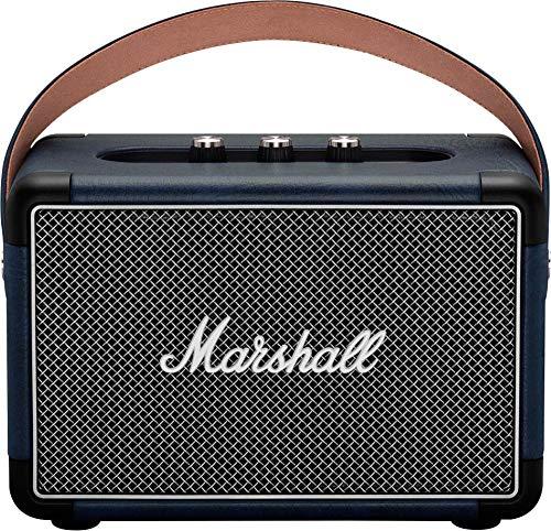Marshall - Kilburn II Portable Bluetooth Speaker - Indigo