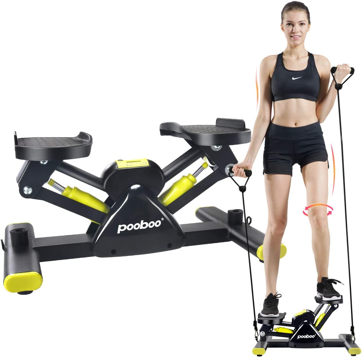 L Bombing new work New Shipping Free Shipping NOW Adjustable Mini Stair Stepper Mach Equipment Exercise Step