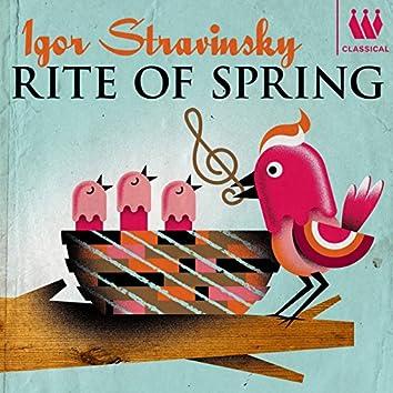Stravinsky - Rite of Spring