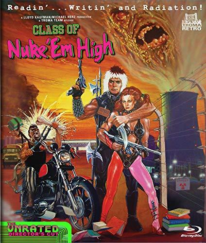 Class Of Nuke Em High [Edizione: Stati Uniti] [Reino Unido] [Blu-ray]