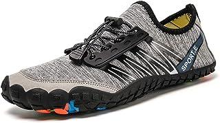 Gracosy Mens Womens Water Shoes ، Barefoot سريعة الجفاف أكوا أحذية رياضية لركوب الأمواج اليوغا السباحة ركوب القوارب الشاطئ...