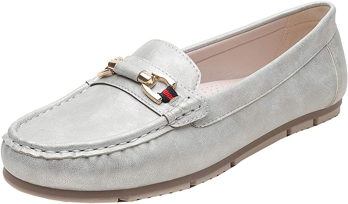 HylianZ Women's Casual Anti Slip Driving Loafers- Moccasins Max 76% OFF Flat Super beauty product restock quality top!
