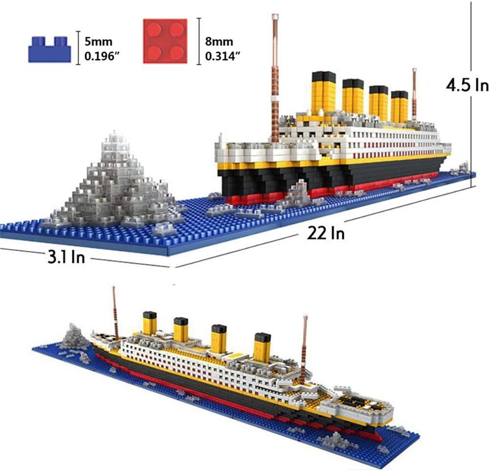 Titanic Leksak