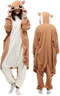 flying squirrel pajamas