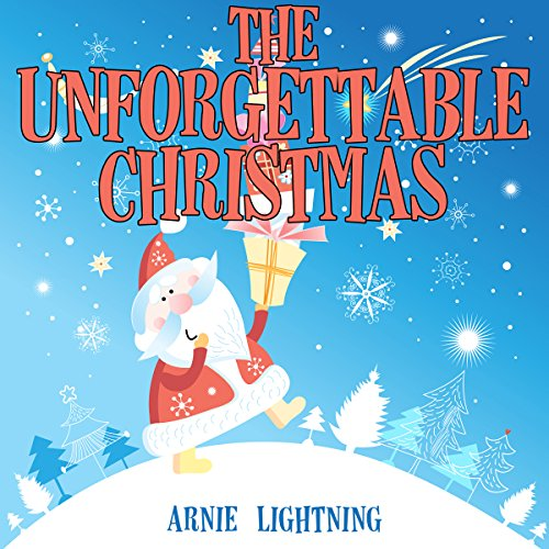 The Unforgettable Christmas audiobook cover art
