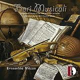 Fiori Musicali. Chansons et danses des 16 et 17e siècles. Ensemble Mezzo.