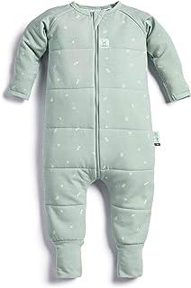 ergoPouch Organic Cotton Sleep Onesie, 3.5 TOG, for Babies 12-24 Months, Sage