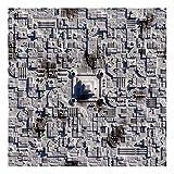 Frikigames Tapete DS Station 91,5x91,5cm (3x3ft) para Juegos de miniaturas Space Mat