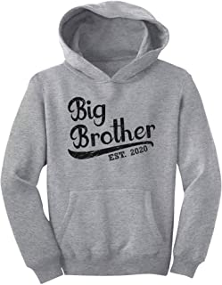 Tstars Gift for Big Brother 2020 Boys Youth Hoodie