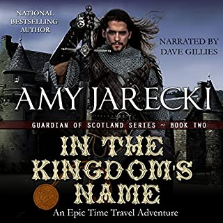 In the Kingdom's Name audiobook cover art