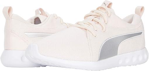 Rosewater/Puma Silver/Puma White
