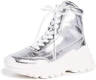 JOSHUA SANDERS Women's Zenith Classic Donna High Sneakers