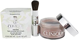 Clinique Blended Face Powder and Brush 10 Transparency Bronze