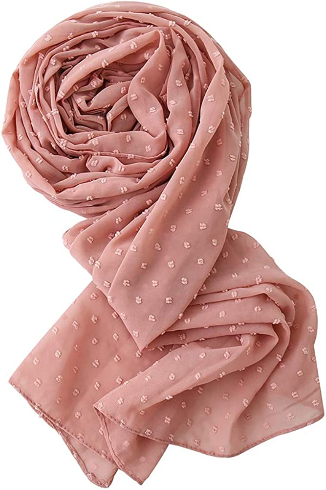 Fort Worth Mall Yeieeo Chiffon Head Wraps for Women Color Fashion - Bubble Alternative dealer Solid