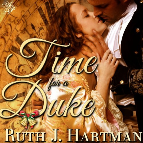 Time for a Duke audiobook cover art