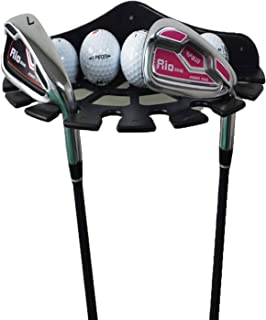 Golf Club Organizers and Golf Ball Display Case, Golf Club Display Shelf , Golf Ball Holder, Golf Clubs Display Bracket Wall Mounted Rack Storage, Perfect Way to Store and Organize Your Golf Equipment