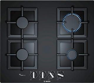 Plaque gaz Bosch PPP6A6B20 - Plaque de cuisson 4 foyers