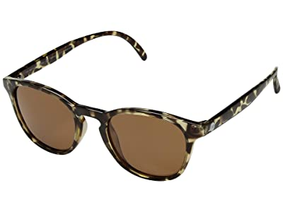 Sunski Yuba Lifestyle Collection (Tortoise Amber) Fashion Sunglasses