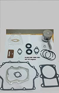 Club Car piston and gasket kit
