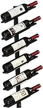 HTTJJ Wall Wine Bottle Storage Rack, Wall Mounted Wine Rack, Cork Storage Store, Home & Kitchen Décor Storage Rack Display...