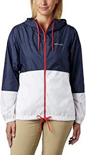 Columbia Flash Forward Windbreaker, Water & Stain Resistant Cortavientos para Mujer