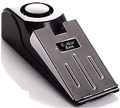 FEENM Upgraded Door Stop Alarm -Great for Traveling Security Door Stopper Doorstop Safety Tools for Home