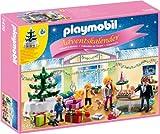 """PLAYMOBIL """"Weihnachtsabend mit beleuchtetem Baum"""" - 5496 - Adventskalender - 2014"""