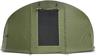 Lucx® Vinterskinn överkast överwrap för Bobcat Bivvy fisketält karptält Carp Dome (ingen tält bara kava)