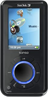 SanDisk Sansa e260 4Gb MP3 Player with Radio