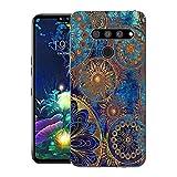 LG V50 ThinQ Hülle, HülleExpert® Ultra dünn TPU Gel Handy Tasche Silikon Hülle Cover Hüllen Schutzhülle Für LG V50 ThinQ