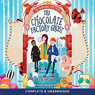The Chocolate Factory Ghost cover art