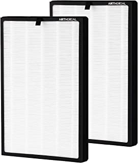 Airthereal Pure Morning APH260 Air Purifier Replacement Filter Set - 3 Filtration Stage True HEPA Technology Integrated with Pre-Filter, True HEPA Filter and Activated Carbon Filter (2-Pack)