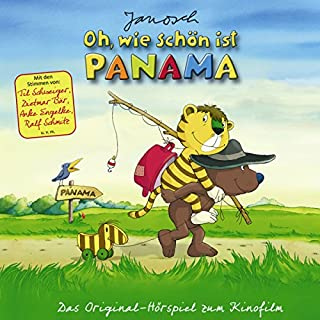Janosch - Oh, wie schön ist Panama (Das Original-Hörspiel zum Kinofilm) Titelbild