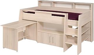 Parisot 2099COMB Ensemble de meubles chambre d'enfant - Kurt Combine Bois