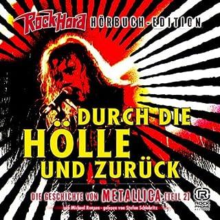 Durch die Hölle und zurück (Metallica 2) Titelbild