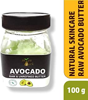 NatureSack-The Best Of Nature Raw and Unrefined Natural Avocado Butter (425g)