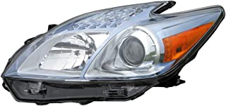 For Toyota Prius Headlight 2010 2011 Driver Left Side Headlamp Replacement