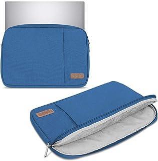 Sleeve tas compatibel met Lenovo Yoga 9i hoes beschermhoes cover notebook laptop 15,6 inch case, kleur: blauw (marineblauw)