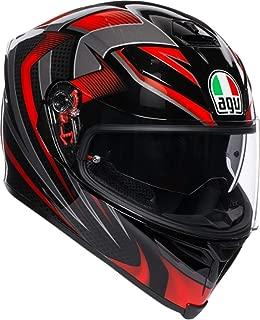 AGV K-5 S Hurricane 2.0 Motorcycle Helmet Red XS